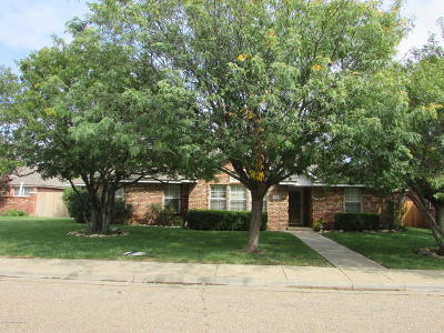 Amarillo Single Family Home For Sale: 8123 Victory Dr