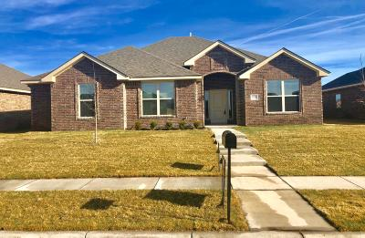 Randall Single Family Home For Sale: 2904 Knoll Dr