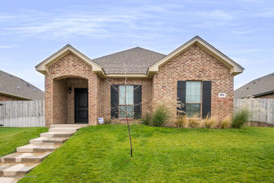 Amarillo Single Family Home For Sale: 9003 Zoe Dr