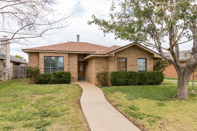 Amarillo Single Family Home For Sale: 5820 Campus Dr