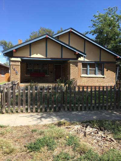 Amarillo Single Family Home For Sale: 1923 Harrison St