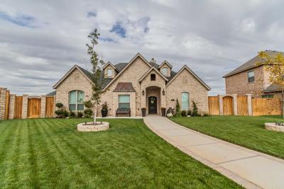 Amarillo Single Family Home For Sale: 6300 Lauren Ashleigh Dr