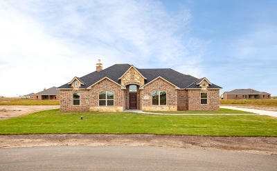 Amarillo Single Family Home For Sale: 2431 Blue Springs