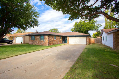 Amarillo Single Family Home For Sale: 5122 Kirk Dr