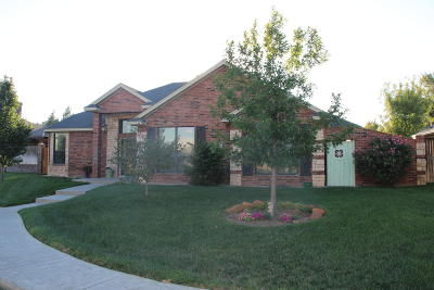 Amarillo Single Family Home For Sale: 8624 Baxter Dr