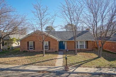 Canyon Single Family Home For Sale: 1003 Santa Fe Trl