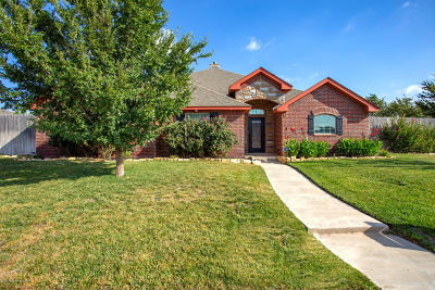 Amarillo Single Family Home For Sale: 3100 Portland Ave