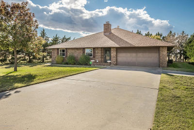 Amarillo Single Family Home For Sale: 12350 Fm 2590 (Soncy)