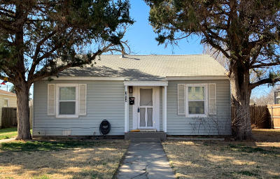 Amarillo Single Family Home For Sale: 1914 Bowie St