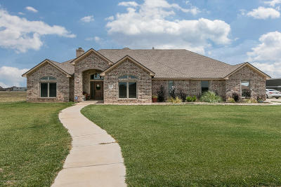 Amarillo Single Family Home For Sale: 5401 Cedar Springs Trl