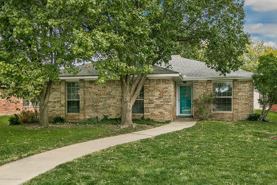 Amarillo Single Family Home For Sale: 6804 Michelle Dr