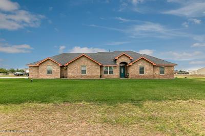 Amarillo Single Family Home For Sale: 14511 Suzanna St