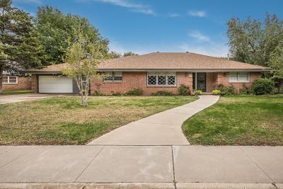Amarillo Single Family Home For Sale: 3819 Linda
