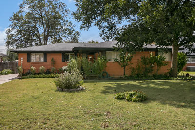 Amarillo Single Family Home For Sale: 3205 Westlawn Ave