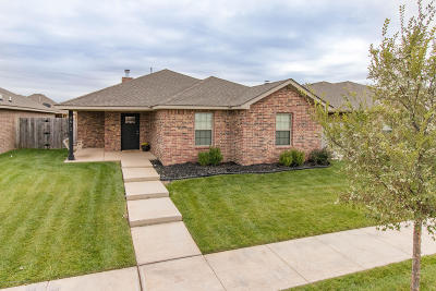 Amarillo Single Family Home For Sale: 9613 Perry Ave