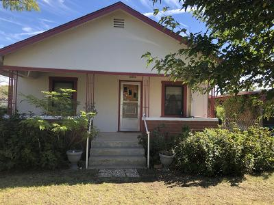 Fritch Single Family Home For Sale: 118 Adams St