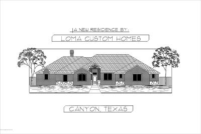 Canyon Single Family Home For Sale: 9051 Cypress Bend