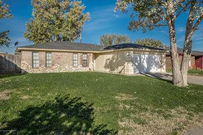 Single Family Home For Sale: 5332 Whitney Ln