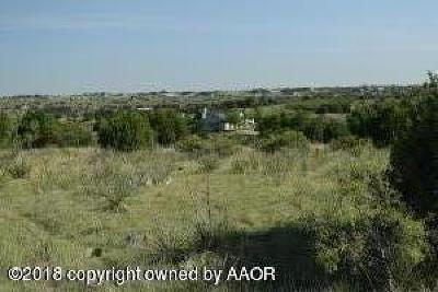 Amarillo Residential Lots & Land For Sale: Fox Ridge Rd