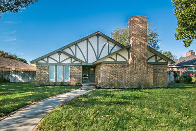 Single Family Home For Sale: 3506 Plum Ln