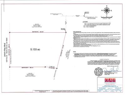 Amarillo Residential Lots & Land For Sale: 11501 Johns Way Blvd