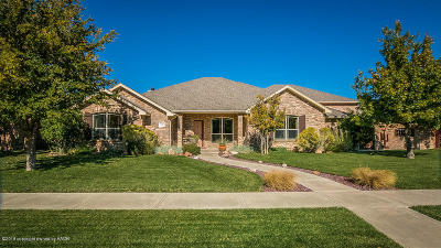 Randall County Single Family Home For Sale: 7710 Pinnacle Dr