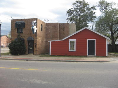 Potter County Commercial For Sale: 3713 SW 6th Ave