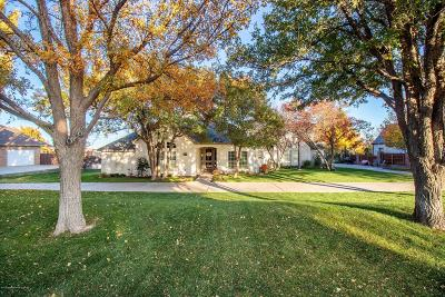 Amarillo Single Family Home For Sale: 2006 Club View Dr
