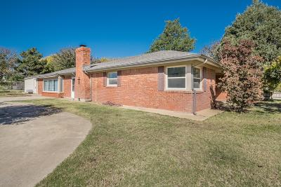 Potter County, Randall County Single Family Home For Sale: 3001 Brentwood Dr
