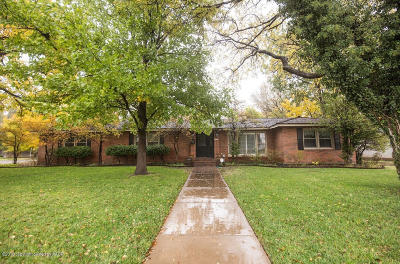 Potter County Single Family Home For Sale: 2401 Bowie St