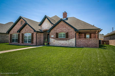 Randall County Single Family Home For Sale: 8017 Naples Ct