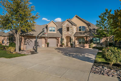 Amarillo Single Family Home For Sale: 26 Cypress Pt