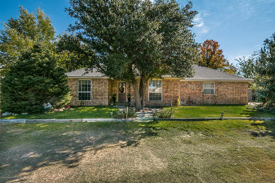 Amarillo Single Family Home For Sale: 103 Mathis Dr