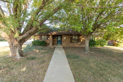 Potter County, Randall County Single Family Home For Sale: 5901 Hampton Dr