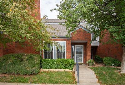 Amarillo Condo/Townhouse For Sale: 3401 Brennan Condo 3 Blvd