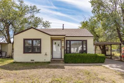 Canyon Single Family Home For Sale: 2104 9th Ave