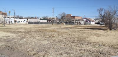 Borger Residential Lots & Land For Sale: 414 Hedgecoke N St