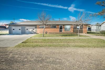 Panhandle Single Family Home For Sale: 1303 Main