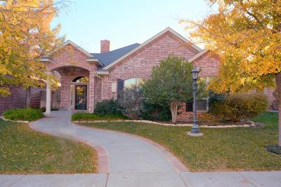 Amarillo Single Family Home For Sale: 4708 Ashville Pl