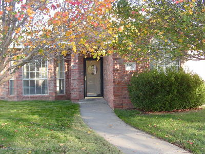 Potter County, Randall County Single Family Home For Sale: 5703 Foxcroft Dr
