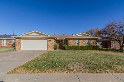 Potter County, Randall County Single Family Home For Sale: 7912 Gerald Dr