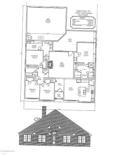 Amarillo Single Family Home For Sale: 6207 Carroll Gdns
