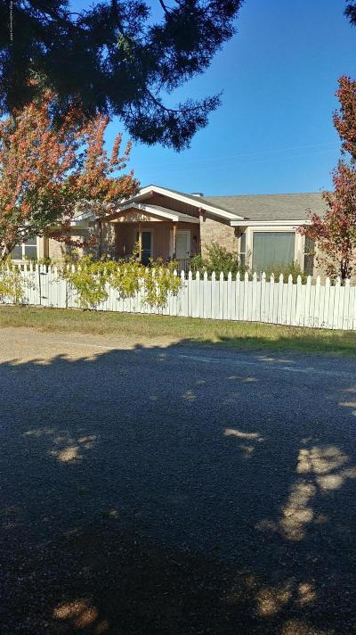 Fritch Single Family Home For Sale: 104 Elmwood St