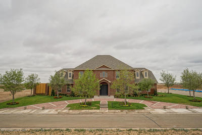 Amarillo Single Family Home For Sale: 9500 Town Square Blvd