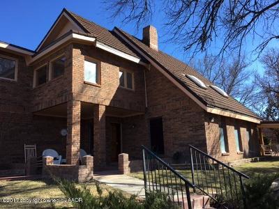 Amarillo Single Family Home For Sale: 125 Shore S Dr