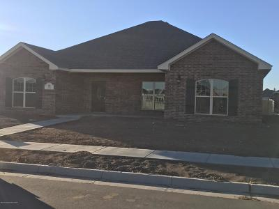 Amarillo Single Family Home For Sale: 2903 Atlanta Dr