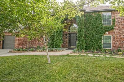 Amarillo Single Family Home For Sale: 5 Champions Cir