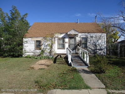 Potter County Single Family Home For Sale: 403 Georgia S St