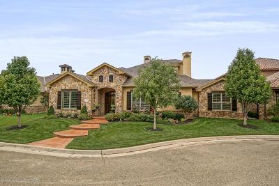 Amarillo Single Family Home For Sale: 6010 Tuscany Village