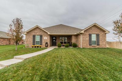 Amarillo Single Family Home For Sale: 8307 Knoxville Dr